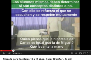 oscar brenifer II